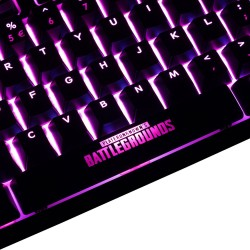 PUBG ABS Backlit Spacebar Keycap