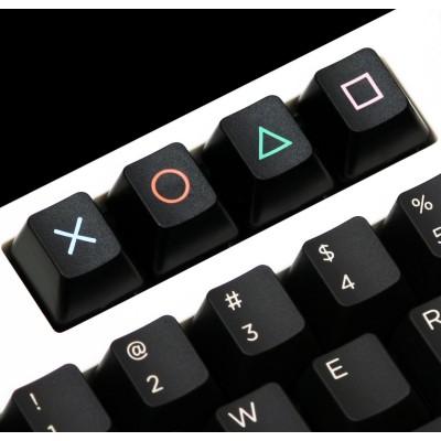TechKeys Gamer Keycap Set