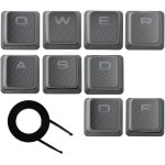 Corsair FPS/MOBA Keycap Kit Gray
