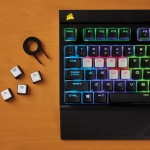 Corsair FPS/MOBA Keycap Kit White