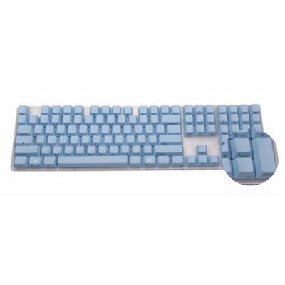 Varmilo Blue PBT Front Printed Keycap Set