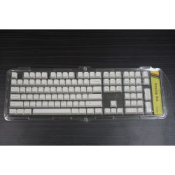 Ducky White PBT Apple Green Legends Dye Sublimated Keycap Set