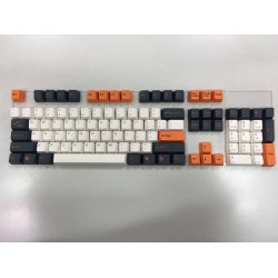 Tai-Hao Carbon ABS Double Shot Keycap Set
