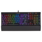 Corsair PBT 104/105 Double Shot Backlight Keycaps Set Black