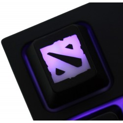 Dota 2 ABS Backlit Keycap