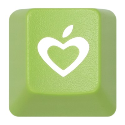 KeyPop Hearty Apple Keycap