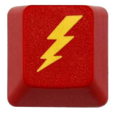 TechKeys Lightning Bolt Keycap