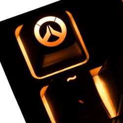 Overwatch ABS Backlit Keycap