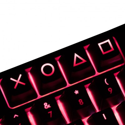 Gamer ABS Backlit Keycap