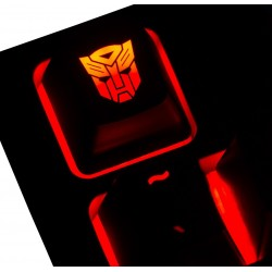 Autobot ABS Backlit Keycap