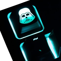 Darth Vader ABS Backlit Keycap