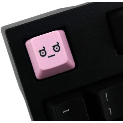 KeyPop Pink LOD (Look of Disapproval) Keycap