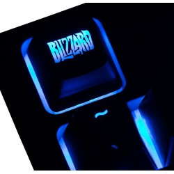 Blizzard ABS Backlit Keycap