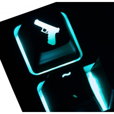 PUBG - P18C ABS Backlit Keycap