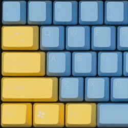 Tai-Hao Minions ABS Double Shot Keycap Set