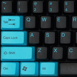 Tai-Hao Starry Night ABS Double Shot Keycap Set