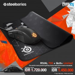 Promo Steelseries 1