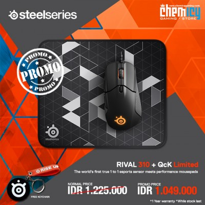 Promo Steelseries 4