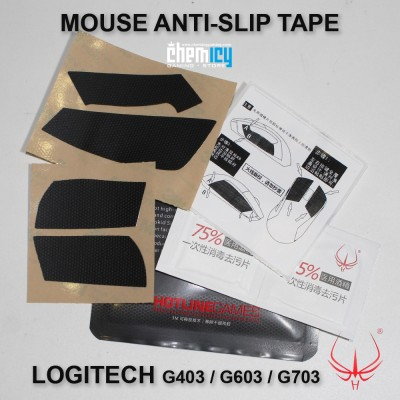 Hotline Anti-slip Mouse Tape Logitech G403 / G603 / G703