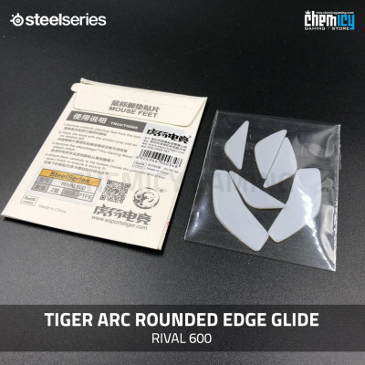 Tiger Arc Gaming Glide / Mousefeet Steelseries Rival 600