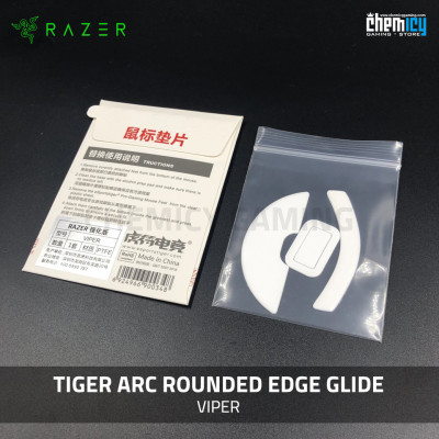 Tiger Arc Gaming Glide / Mousefeet Razer Viper
