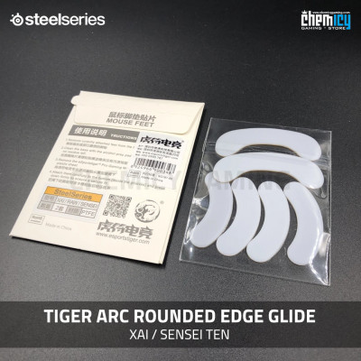 Tiger Arc Gaming Glide / Mousefeet Steelseries Sensei Ten