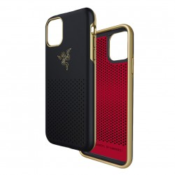 Razer Arctech Pro THS Case for iPhone 11 Series - Black Gold