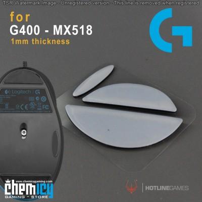 Glide Logitech G400 / G400s