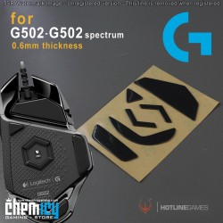 Glide Logitech G502