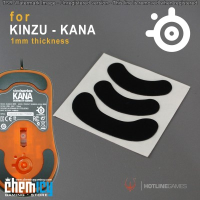 Glide Steelseries Kinzu / Kana