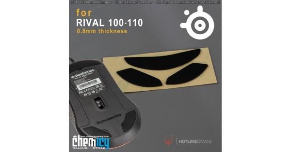 5a7ced62954 Glide Steelseries Rival 95 / 100 / PC Bang