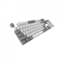 Tecware PBT Two Tone Keycaps - White
