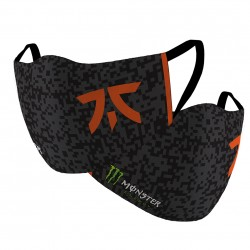 Masker Gaming Cloth - Fnatic