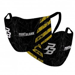 Masker Gaming Cloth - Point Blank