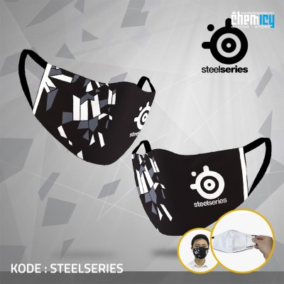 Masker Gaming Scuba Premium New Version Steelseries