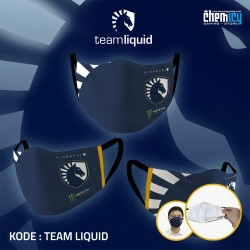 Masker Gaming Scuba Premium New Version Team Liquid