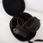 Hardcase Headset Pouch Carrying Case