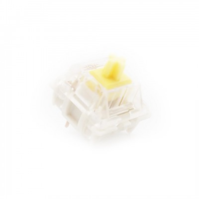 Gateron Switch - Mute Yellow