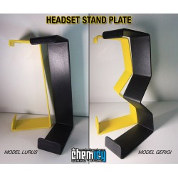 Headset Stand Plate