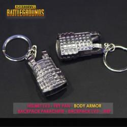 Gantungan Kunci PUBG Military Vest Armor Level 3