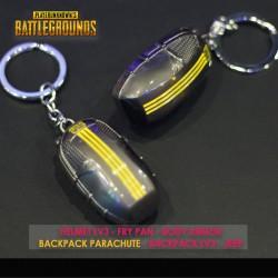 Gantungan Kunci PUBG Parachute Backpack