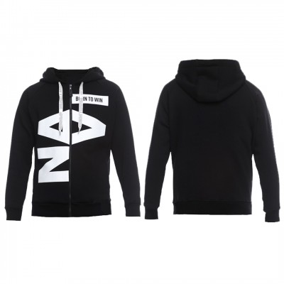 Navi Born To Win Black Hoodie