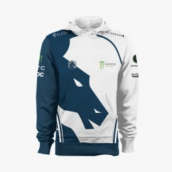 Team Liquid White Jumper