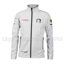 Liquid White Jacket