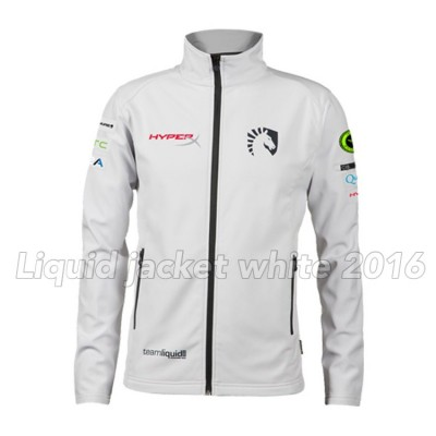 Liquid White Jacket