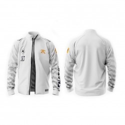 Fnatic One Plus White Jacket