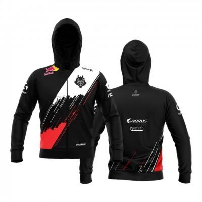 G2 Esports Black Hoodie 2020