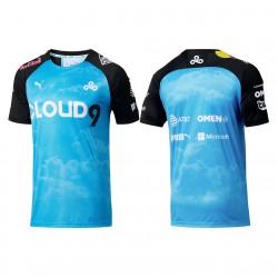 Cloud9 Puma Blue Jersey