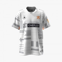 Fnatic Oneplus World White Jersey