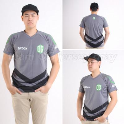 Team OG Grey Jersey